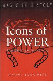 Icons of Power: Ritual Practices in Late Antiquity (Magic in History Series)