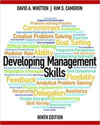image of Developing Management Skills (9th Edition)