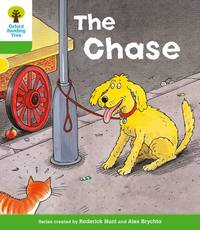 image of Oxford Reading Tree: Level 2: More Stories B: The Chase