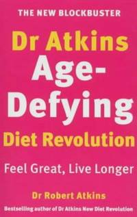 image of Dr Atkins' Age-Defying Diet Revolution