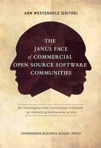 The Janus face of commercial open source software communities; an investigation into...