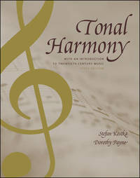 image of Tonal Harmony: With an Introduction to Twentieth-century Music