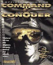 OFFICIAL GUIDE TO COMMAND AND CONQUER : Bradygames