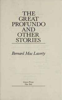THE GREAT PROFUNDO AND OTHER STORIES