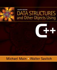 Data Structures and Other Objects Using C