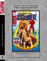 Marvel Masterworks: The Sub-Mariner - Volume 4