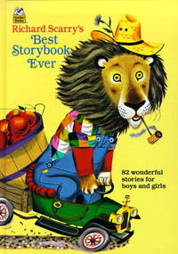R SCARRYS BEST STORY BOOK EVER