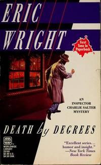 DEATH BY DEGREES (Inspector Charlie Salter Novel)