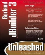 JBuilder 3 Unleashed