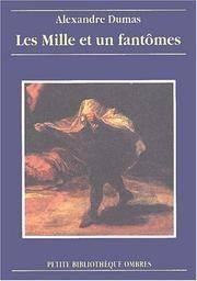 image of Les mille et un fantomes