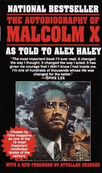 image of The Autobiography Of Malcolm X (Turtleback School & Library Binding Edition)