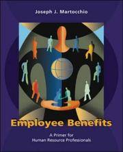 image of Employee Benefits: A Primer for Human Resource Professionals