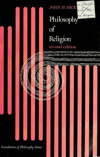 Philosophy of Religion  (Foundations of Philosophy Series) , Second Edition