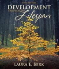 image of Development Through the Lifespan: Books a La Carte Edition 5th Edition