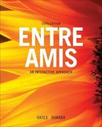 SAM for Oates/Oukada's Entre Amis, 6th