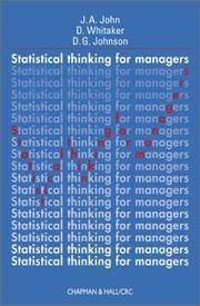 Statistical Thinking for Managers