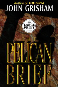 image of The Pelican Brief (Random House( LARGE PRINT)
