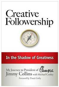 Creative Followership, Signed by Jimmy Collins - Signed First Edition - 2013 - from Books for Boys and Biblio.com
