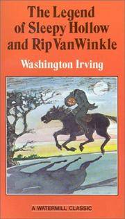 Legend Of Sleepy Hollow  Rip Van Winkle