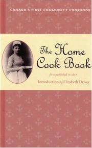 THE HOME COOK BOOK, 125th Anniversary Edition