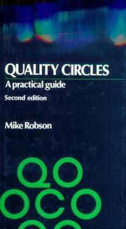 Quality Circles: a practical guide