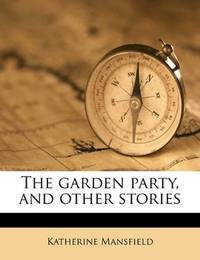image of The garden party, and other stories