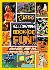NG Kids Halloween Book of Fun (National Geographic Kids Books of Fun)
