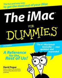 Imac For Dummies, The
