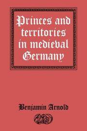 Princes and Territories Med Germany