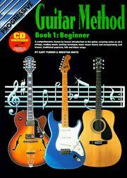 Guitar Method Book 1: Beginners With Cd