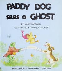 Paddy Dog Sees a Ghost