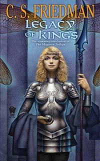 Legacy of Kings - Magister Trilogy vol. 3