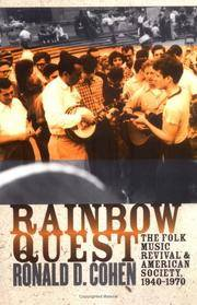 image of Rainbow Quest: the Folk Music Revival & American Society, 1940-1970