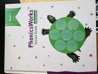 K12 PhonicsWorks Advanced Lesson Guide ~ Book 1 (21111)