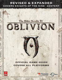 The elder scrolls IV, Oblivion: official game guide