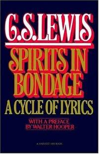 image of Spirits In Bondage: A Cycle Of Lyrics