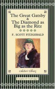 "image of The ""Great Gatsby"" and ""The Diamond as Big as the Ritz"" (Collector's Library)"