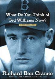 image of What Do You Think of Ted Williams Now