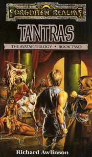 Tantras: The Avatar Trilogy, Book Two