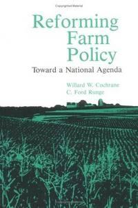 Reforming Farm Pol: Twrd Nat Agn-92