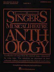 The Singer's Musical Theatre Anthology - 16-Bar Audition