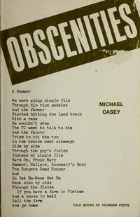 Obscenities (Younger Poets)