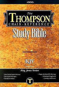 image of The Thompson Chain-Reference Bible