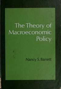The Theory of Macroeconomic Policy