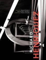 Richard Henriquez, Selected Works 1964-2005  (Signed copy)