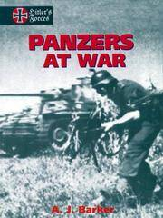 Panzers at War, Vol. 1 (Hitler's Forces)
