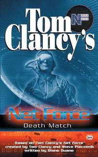 Death Match (Tom Clancy's Net Force Explorers, Book 19)