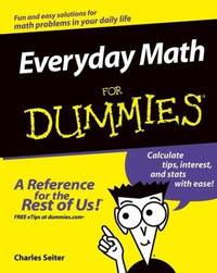 Everyday Math For Dummies