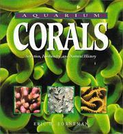 Aquarium Corals Selection Husbandry and Natural History