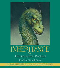 Inheritance (UAB) (CD) (The Inheritance Cycle) by  Christopher Paolini - 2011-11-08 - from Good Buy 2 You LLC and Biblio.com
